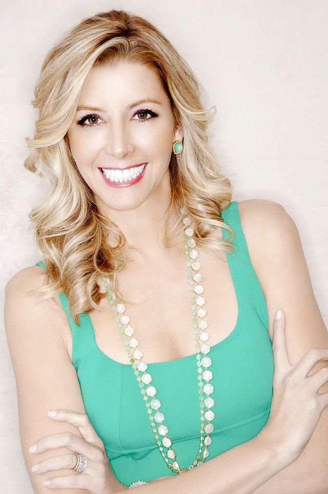 Sara Blakely, Founder and CEO of Spanx