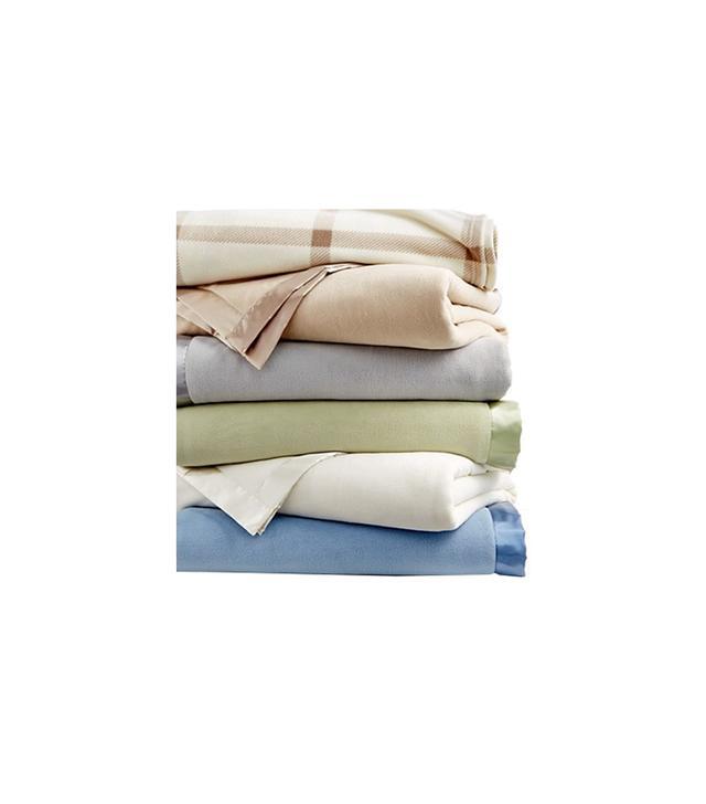 Martha Stewart Collection Soft Fleece Blankets