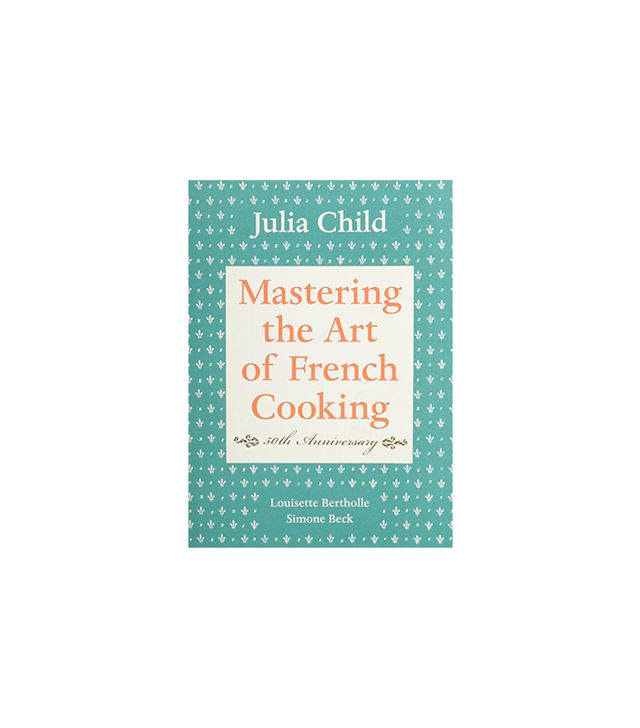 Julia Child 'Mastering the Art of French Cooking'
