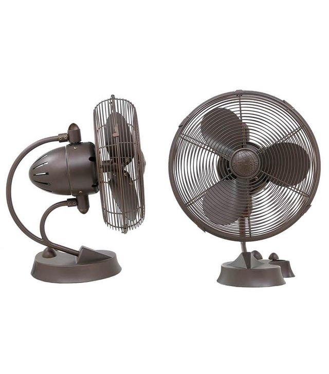 Matthews Fan Company Cinni Oscillating Table Fan