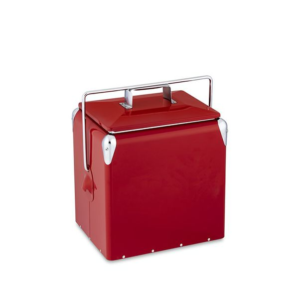 Williams-Sonoma Vintage Red Cooler