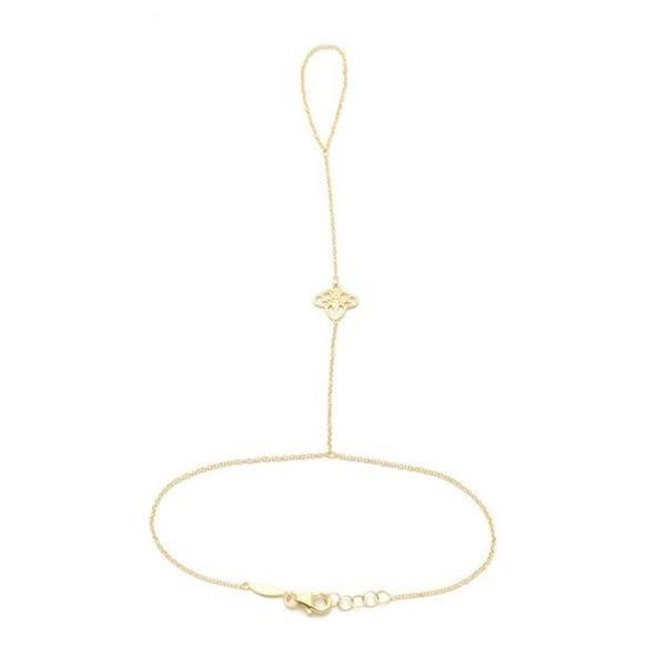 Jacquie Aiche JA Filigree Bracelet/Ring