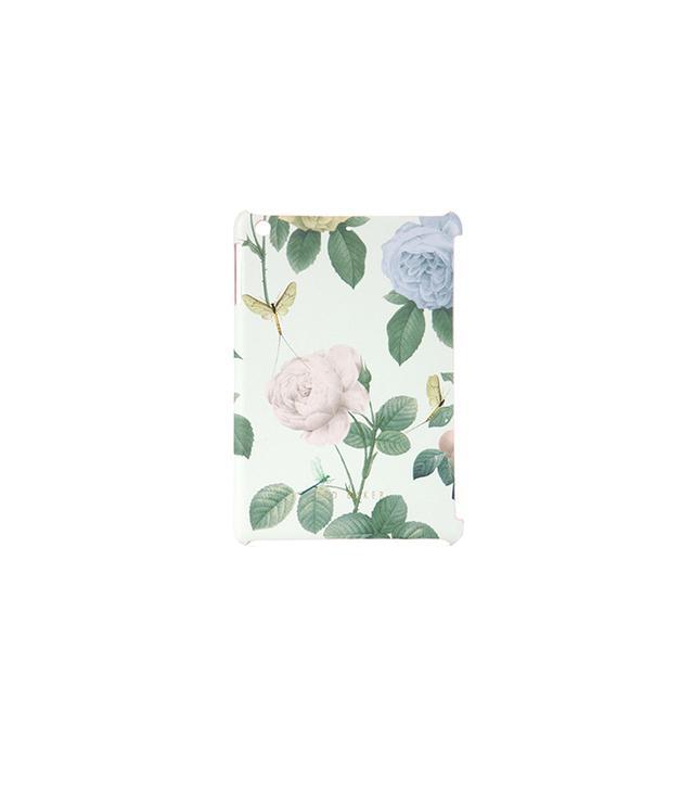 Ted Baker London Scarli Distinguishing rose iPad mini case