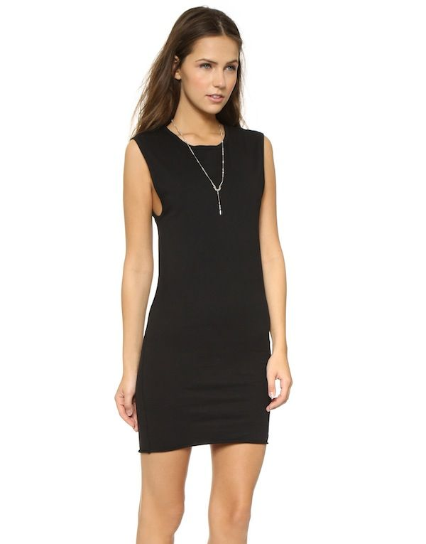 Oak Egon Muscle Tee Dress