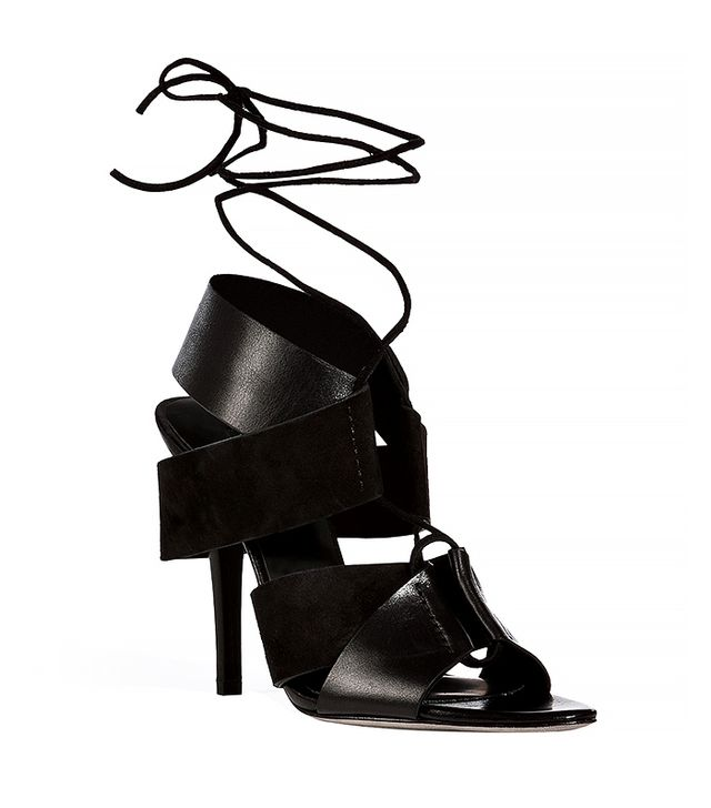 Alexander Wang Laced Front Sandals