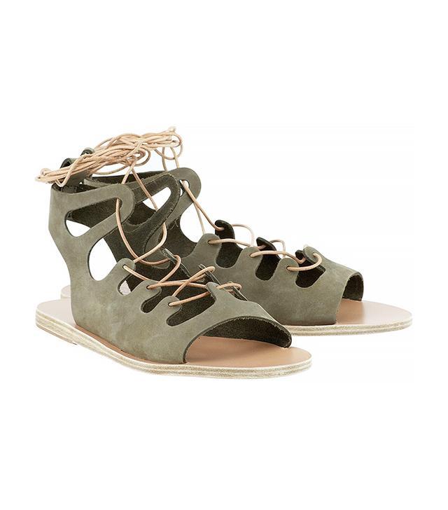 Ancient Greek Sandals Antigone Sandals