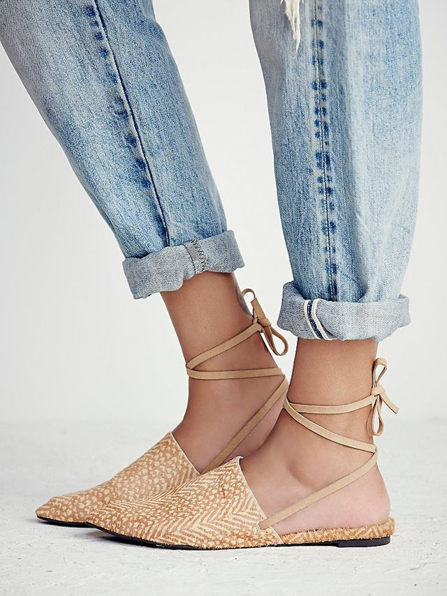 Faryl Robin + Free People Freefall Flats