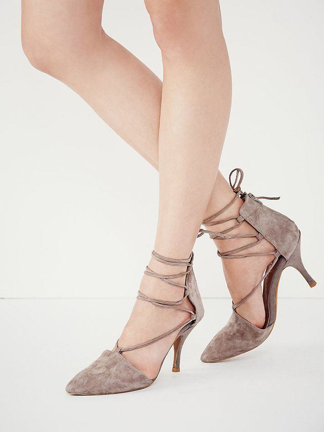 Jeffrey Campbell + Free People Berlin Heels