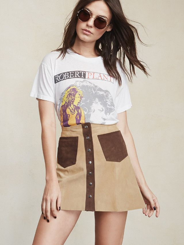 Reformation x Jeanne Damas Tucson Skirt