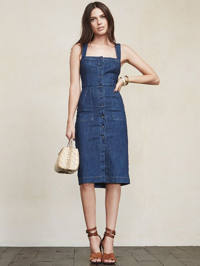 Reformation x Jeanne Damas Winfield Dress