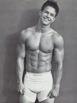 See Real Men Re-Create Iconic Calvin Klein Underwear Ads