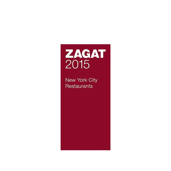 Zagat 2015 New York City Restaurants