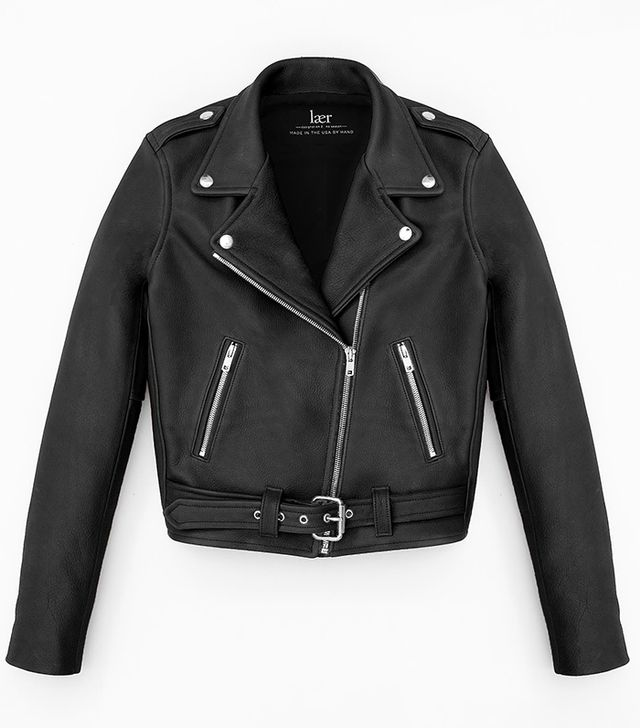 Laer Notch Moto Jacket