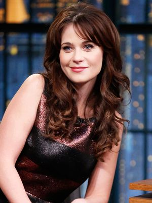 See the First Image of Zooey Deschanel's Gorgeous Wedding Ring