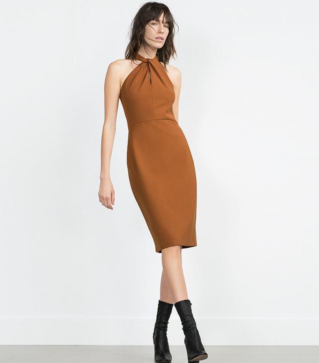 Zara Long Tube Dress