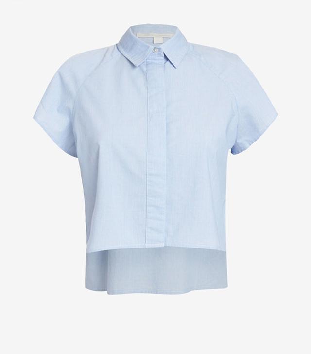 Jonathan Simkhai Hi/Lo Shirt