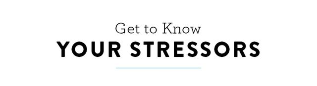 These are different for everyone, so it's important that you identify what situations trigger stress. Keep a journal handy where you can pen your reactions to certain physical and...