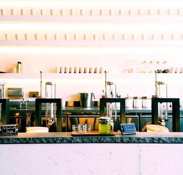 Samovar Tea Bar, San Francisco
