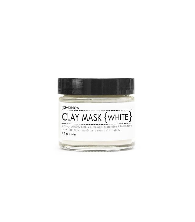 Fig + Yarrow White Clay Mask