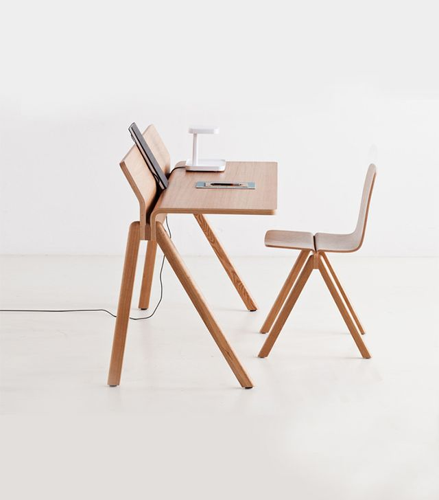 Hay Copenhague Desk With Back Screen