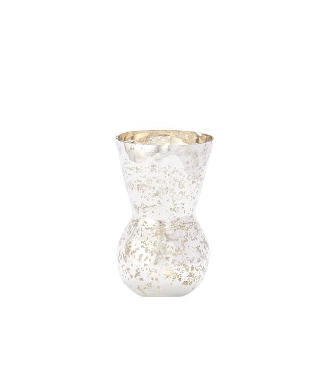 West Elm Curved Mercury Vases