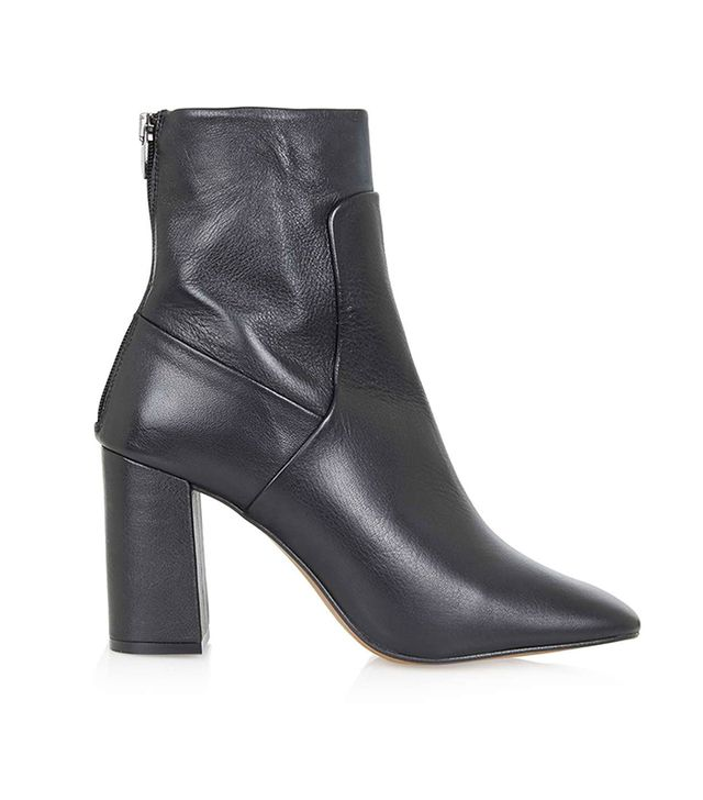 Topshop Majesty Ankle Boots