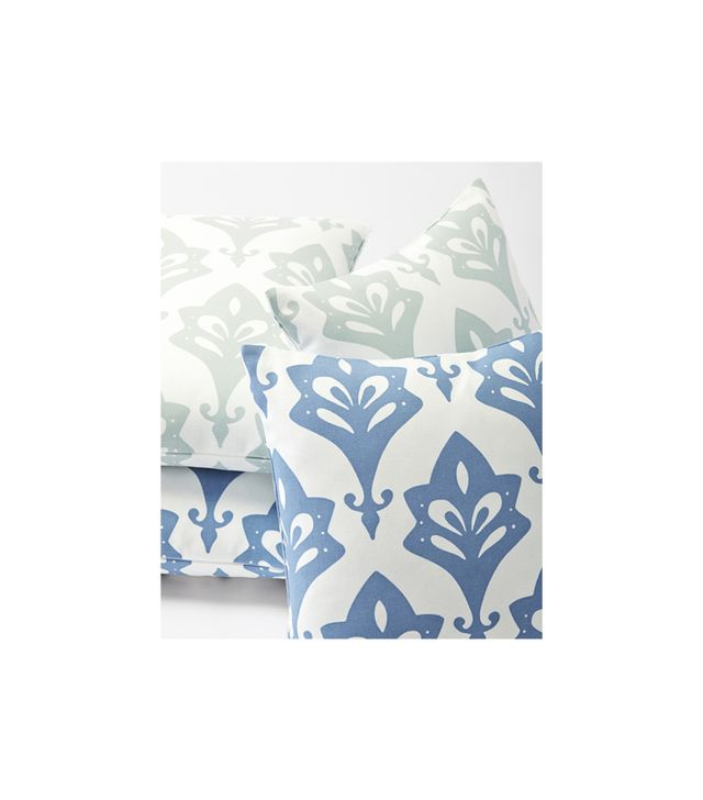 Serena and Lily Acanthus Outdoor Pillow Cover