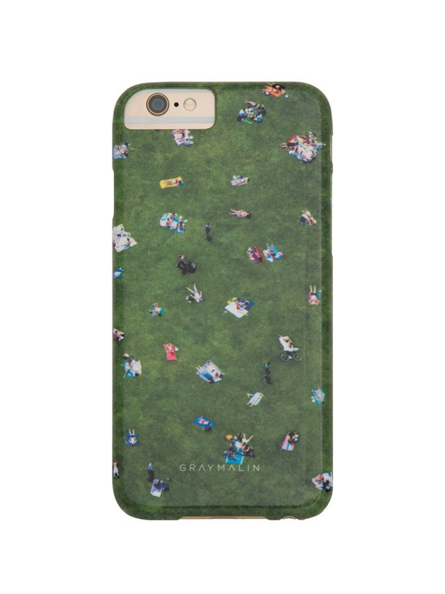Gray Malin Central Park iPhone Case