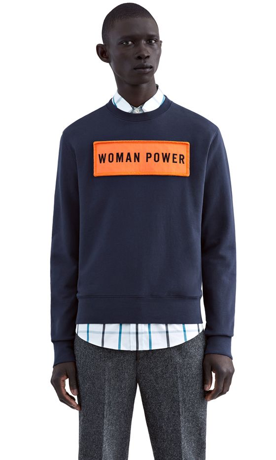 Acne Studios Woman Power Sweatshirt