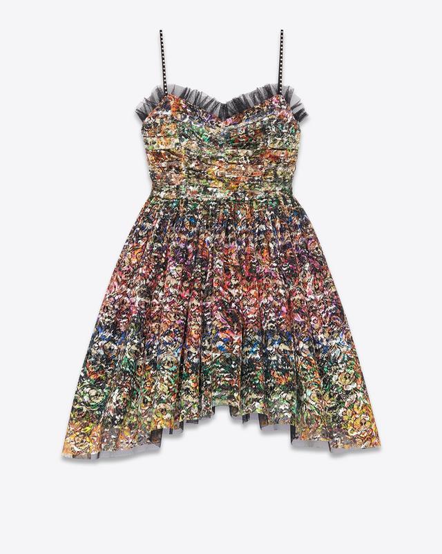 Saint Laurent Lulu Dress