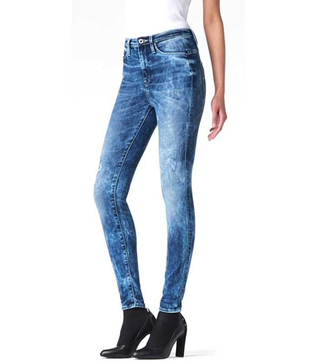 G-Star Raw For The Oceans Type C Ultra High Waist Jeans