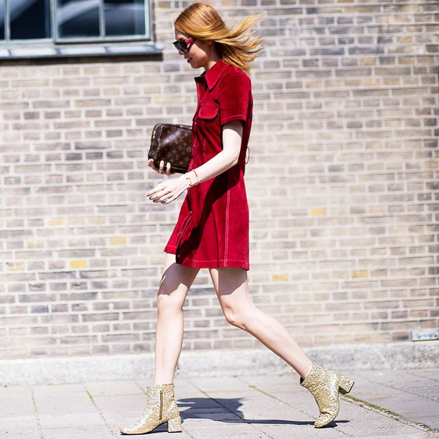 How to Transition the '70s Look Into Fall