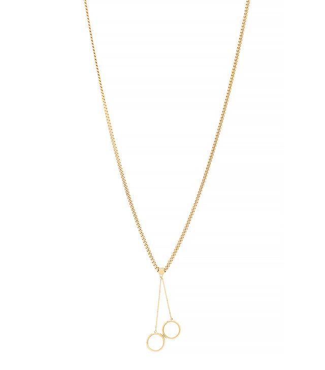 Chloé Carly Pendant Necklace