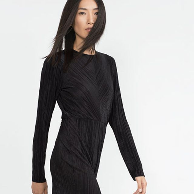 The $70 Zara Dress You Can Wear to a Formal Event