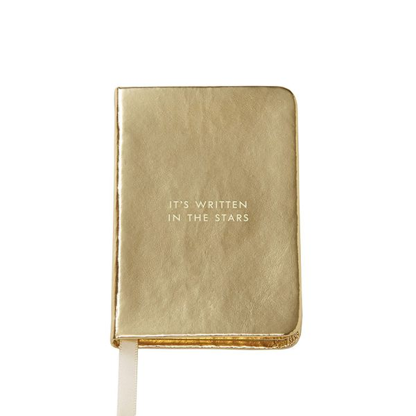 "Kate Spade New York ""It's Written In the Stars"" Mini Notebook"