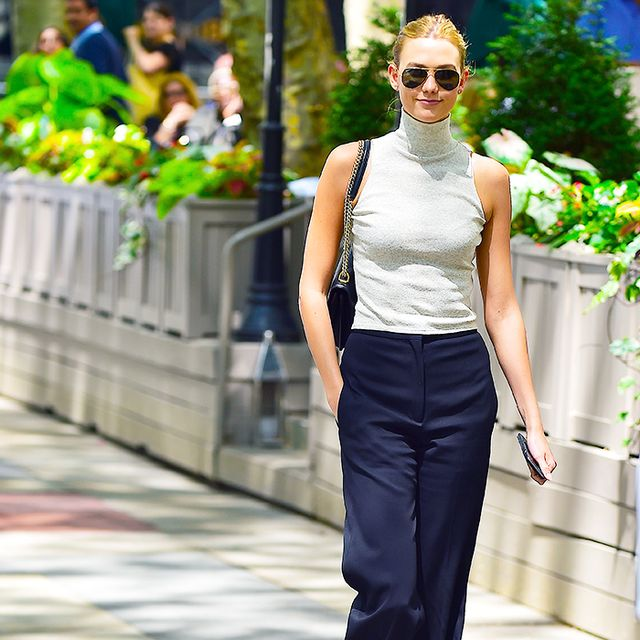 15 Celebrity Outfit Ideas Perfect for the End of Summer