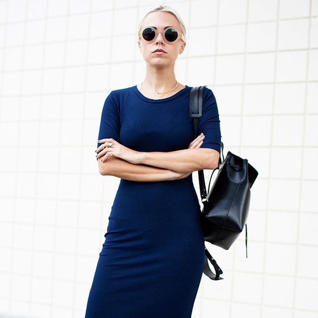 Shop the Simple Dress Style Every Girl Should Own for Fall