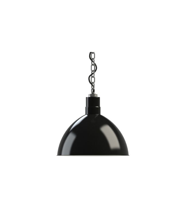 Barnlight Electric Co. The Wesco Deep Bowl Chain Hung Pendant