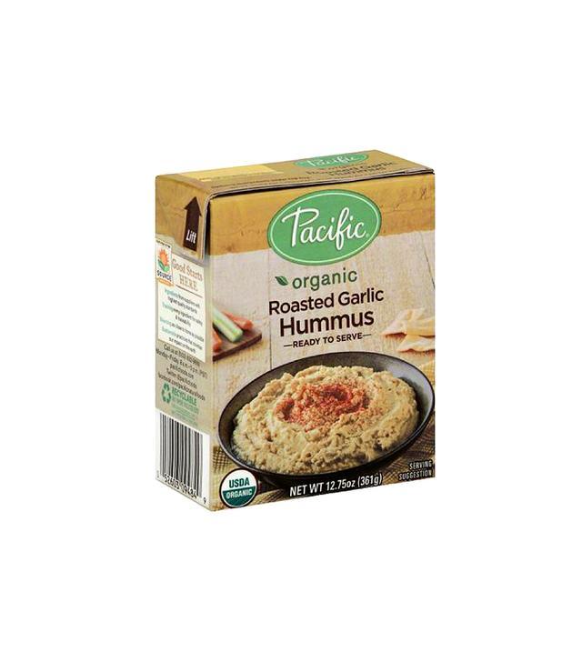 Pacific Organic Roasted Garlic Hummus