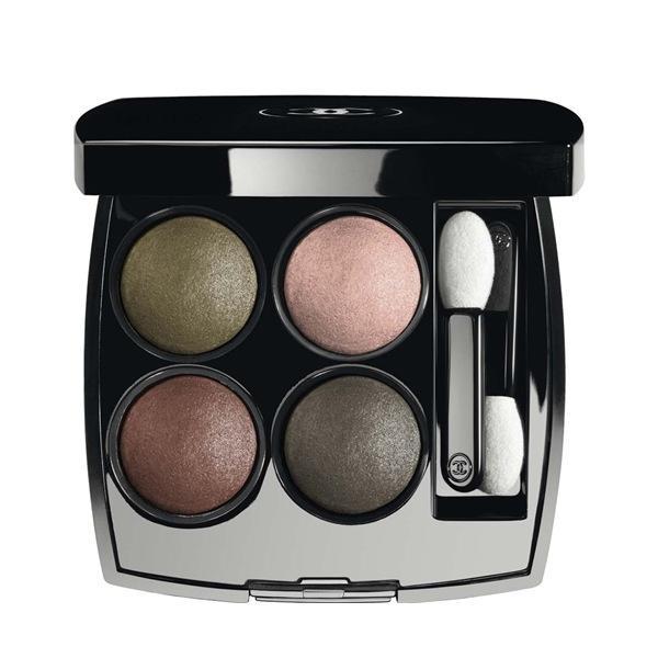 Chanel Multi-Effect Quadra Eyeshadow in Tissé d'Automne