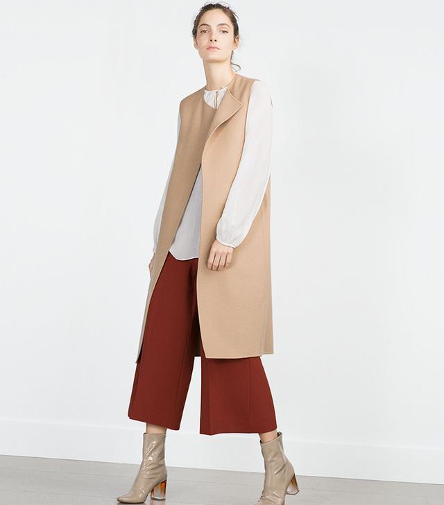 Zara Hand Made Waistcoat