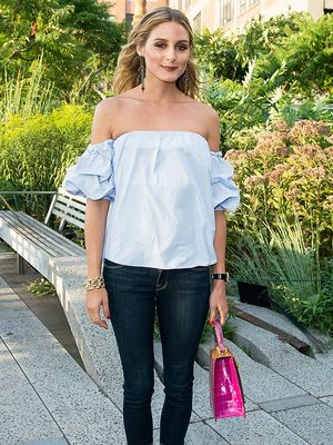 We Found a $100 Version of Olivia Palermo's $695 Dolce & Gabbana Flats