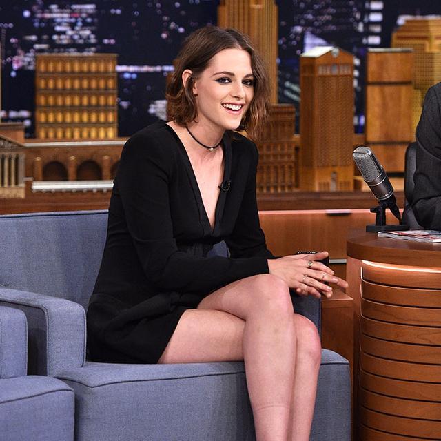Kristen Stewart Masters the Minimalist Look