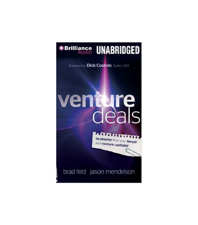 Jason Mendelson and Brad Field Venture Deals