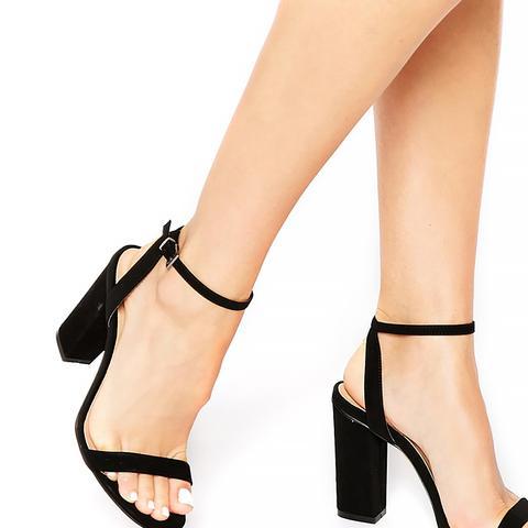 Hermione Heeled Sandals
