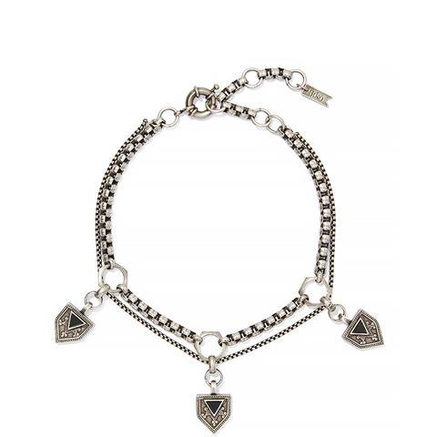 Levi Silver Necklace