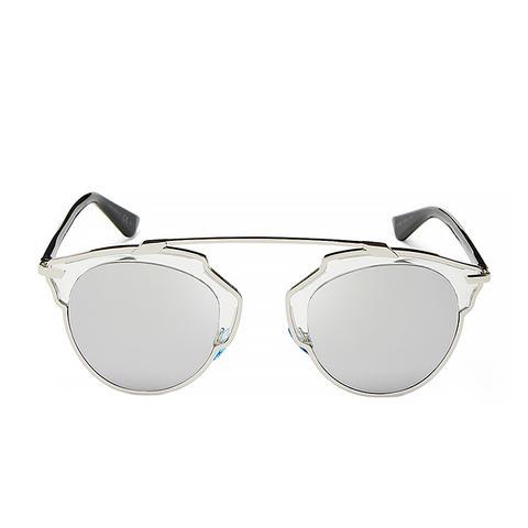 So Real Mirrored Sunglasses