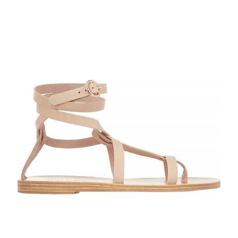 Gabriel Sandy Clay Leather Sandals