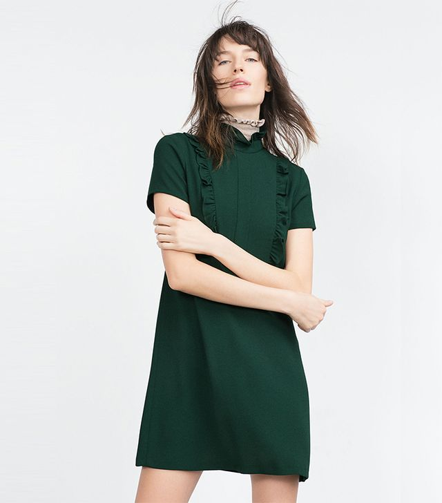 Zara Short Sleeve Dress