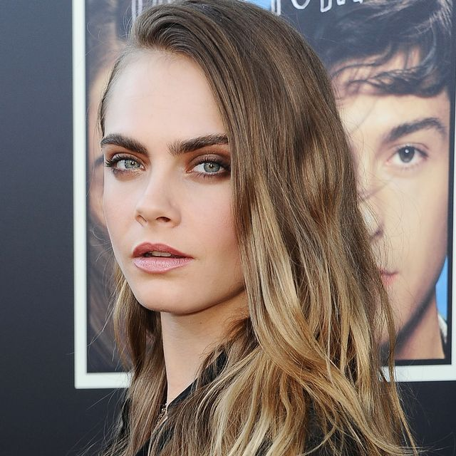 This Photo of Cara Delevingne as a Child Is TOO Cute